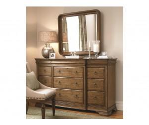21814 Dresser & Mirror