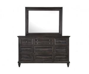 25253 Dresser & Mirror