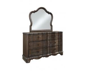 41367 Dresser & Mirror